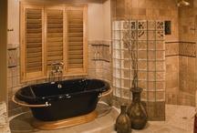 Dream Bathrooms / by Andrea Rogatski