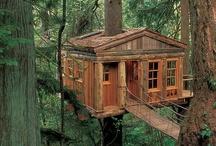 Tree houses etc