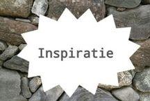 Inspiratie / Mensen, dingen, natuur, overal vind ik inspiratie voor Bureau Vossen / by Bureau Vossen | social media