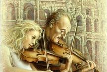 Musicians & Singers / by Anna Shotwell