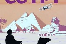 Travel Pin-Ups / Vintage travel posters that inspire us.