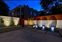 Patio and Deck Lighting