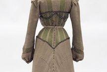 gowns et al., 1900s-1910s