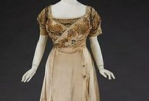 gowns et al., 1860s-1890s