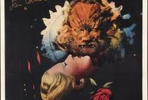 Beauty & the Beast / Ethereal inspirations from a timeless love story...