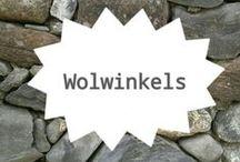 Wolwinkels in Nederland / Overzicht van alle Nederlandse wolwinkels met een werkende website. http://www.bureauvossen.nl/wolwinkels/ / by Bureau Vossen | sociale media