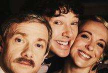 Sherlock / Tessa's Board. I love Benedict's way to be Sherlock, and I love this tv series <3