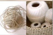 Crochet and sewing ✂
