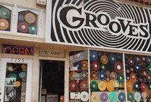 music store interiors