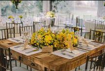 Mesa dos Noivos/ Familia- Estilo e arranjos / Ideias de mesas de noivos, 15 anos, formaturas, entre outros eventos.
