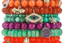 pretty things / relatively inexpensive baubles of no particular age