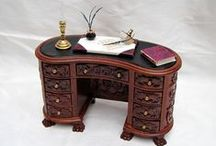 Scale Furniture/ Artisan / by The Doll Altar