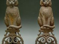Baroque Barnyard / Animal themed objects and artwork...