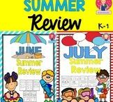 Summer Materials / Want fun summer materials? Check out this board.