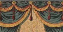 Tassels, Trimmings & Tufts / Elegant embellishments from throughout history...