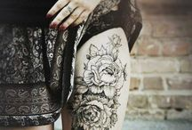 Gorgeous tattoos