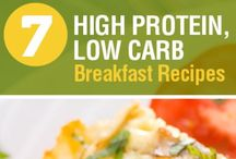 """""""high protein low carb"""" / let's do that thing"""