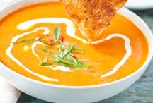 Soup of the day...! / An all year yummy