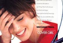 vintage | covergirl