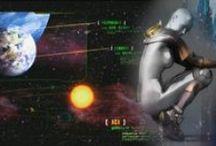 Cyberpunk Fantasy Wallpaper Sfondi / Cyberpunk fantasy wallpaper for desktop images and creations