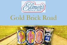 Gold Brick Road / This isn't your typical Easter Egg Hunt. Instead we want to find the consumers that make Elmer Chocolate products America's favorite Easter chocolate. Why? Because it's Easter season and traditions matter. There's a story within each package of Elmer Chocolate products and we want to hear about those traditions from Elmer consumers!