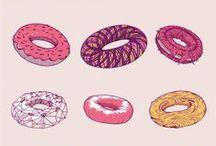 Foodie - Illustrations