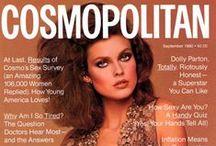 vintage | cosmopolitan covers