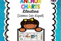 Anchor Charts / Anchor charts for lower elementary.