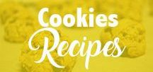 Cookies Recipes / This board is all about Cookies recipes including, chocolate chip cookies | Snickerdoodle Cookies | Peanut Butter Cookies | cute cookies | and much more.