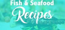 Fish and Seafood / This board is all about Fish and Seafood recipes including gluten free | paleo | olive oils | meals | Fish and Seafood cooking.