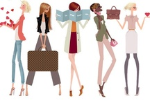Fashion Illustration / by Paloma Salles