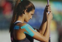 SpiderTech at the Olympics / SpiderTech tape was at the 2012 London Olympics! So many athletes were rocking it!