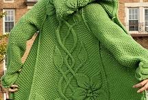 mis tejidos favoritos, crochet and knitting
