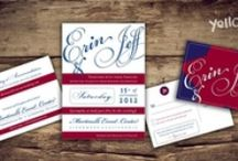 Patriotic Wedding or Banquet / Red, White, and Blue SemiFormal Family Reunion Banquet or Wedding