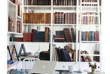books - libraries - knowledge / …..for my future house!