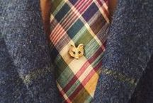 accessories - ties - cufflinks / …..to add that extra bit to that perfect outfit!