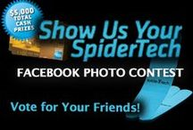 Contests! / by SpiderTech