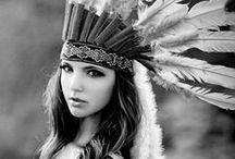 American Indian Girl