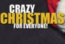 Crazy X-Mas / We wish you all crazy x-mas and a happy new year! www.crazy-factory.com