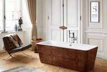 Utopia Loves... Bathtubs / Beautiful bathtubs... #bathrooms #design #bathtub #utopiamag