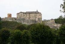 Mé hrady CZ/SK/PL / Na nástěnce jsou hrady které jsem navštívil, nebo co stojí za prohlídku při letním cestování po České republice ,Slovensku a Polsku