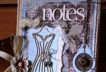 DECOSCRAP Y SCRAPBOOKING / Un placer para los sentidos. El Scrapbooking es un arte que mediante papel y adornos podrás personalizar tus recuerdos con estos maravillosos álbumes. Decóralos a tu gusto y el resultado será espectacular. El Decoscrap añade un toque de pintura y madera. Decora con papel y pintura cualquier tipo de caja u otro tipo de silueta de madera. / by LA MAGIA DEL PATCHWORK
