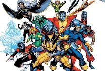 Marvel Superhero / Marvel Superheros