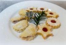 Vánoční cukroví / Christmas baking