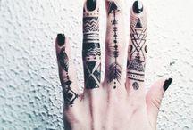 Tattoos❤️ / tattos*love*