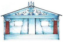 Cabin 3 / Poseidon....
