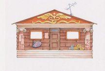 Cabin 11 / Hermes