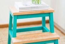 Furniture & shelves / Furniture crafts, diy ideas and tutorials