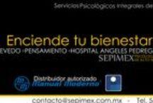 SEPIMEX / Neuropisoclogía, terapia individual, terapia de pareja, terapia infantil, terapia familiar, terapia en linea, cursos, talleres y mucho más en SEPIMEX