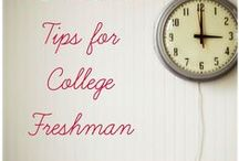 Freshman Survival Guide / All the things you need to know as a future Falcon! #Freshman #AlbertusMagnusCollege #SurvivalGuide #Tips
